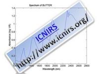 Spectrum of BUTTER